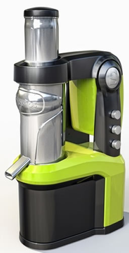 Santos commercial cold press Juicer #65