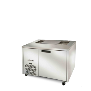Williams Emerald HE1UFBBA Prep Fridge