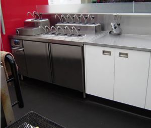 Custom Made Kitchen <br />Fit Chips