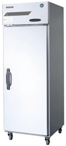 Hoshizaki single solid door upright GN Food storage Freezer