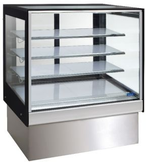 Williams Topaz 1200mm Wide 4 Level Cake & Food Display Cabinet