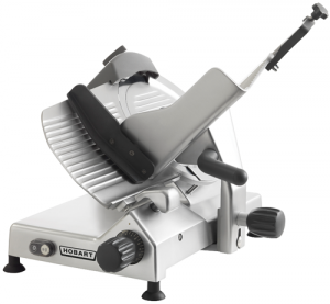 Hobart 300mm compact medium duty fed Safety Meat slicer