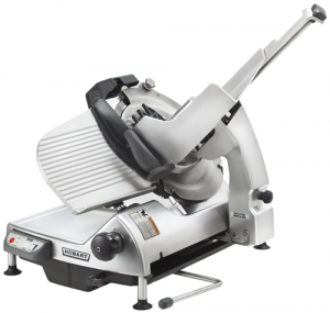 Hobart 330mm Gravity feed Automatic Safety Meat slicer