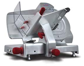 Noaw Manual Gravity Feed Gear Driver Heavy Duty Slicer
