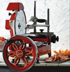 Noaw Retro Flywheel Slicer Bench Top