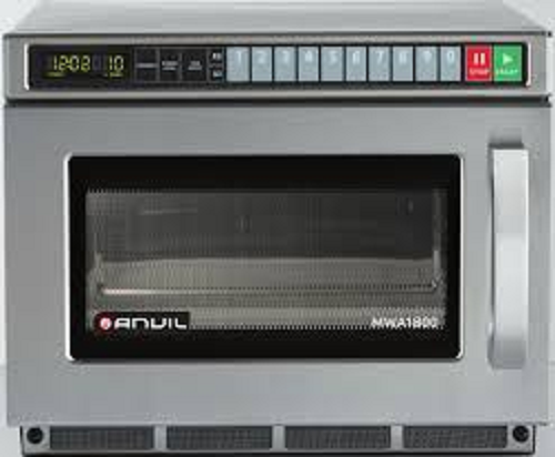 Anvil Heavy Duty Microwave 1800 Watt