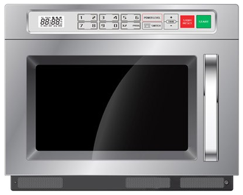 FED Commercial Microwave 1800watt