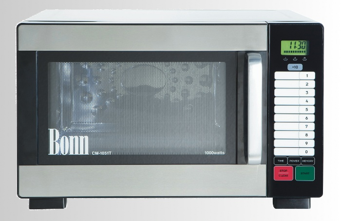 Bonn Light Duty Commercial Microwave 1200watt