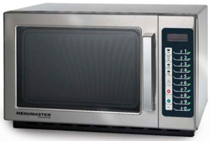 Menumaster Light Duty Microwave Oven 100 memory Programmable