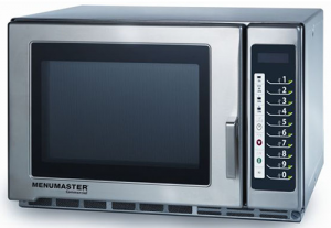 Menumaster Medium Duty Microwave Oven 100 memory Programmable