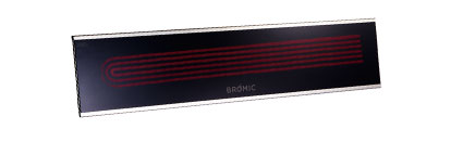 Bromic Platinum Smart-Heat Electric Heater SII 2300 watt