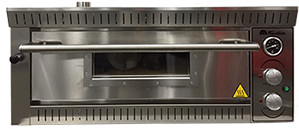 Fornitalia Benchtop Single Deck Pizza Oven Electric