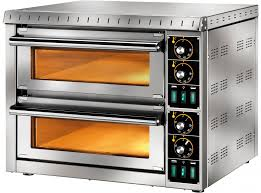 Gam MD1 + 1 DOUBLE DECK STONE OVEN