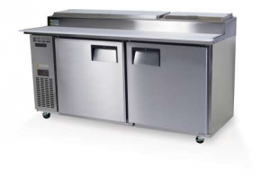 Skope Centaur double door Pizza Prep Fridge
