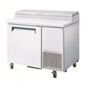 Turbo Air 1 Door Pizza Prep Fridge CTPR-44SD