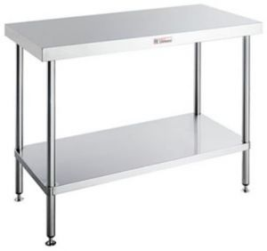 Simply Stainless <br />1200mm x 600mm flat workbench