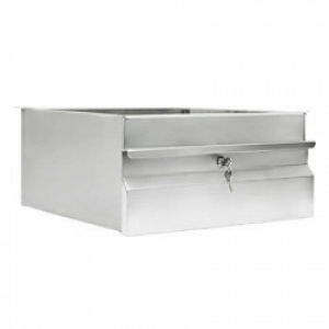 Simply Stainless Steel Drawers SS19.0100