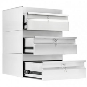 Simply Stainless Steel Drawers SS19.0300