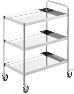 Simply Stainless <br />3 Tier Trolley