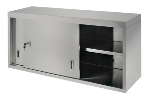 Simply Stainless Wall Cabinet 900mm Wide