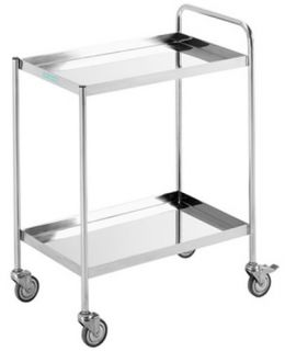 Simply Stainless <br />2 Tier Trolley