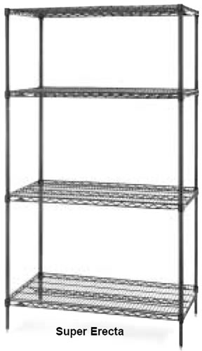 Shelving Post Style