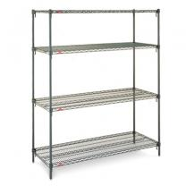 Super Erecta Metroseal 1065mm Wide x 355mm Deep 4 Tier