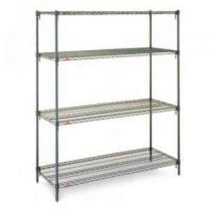Super Erecta Metroseal 610mm Wide x 610mm Deep 4 Tier