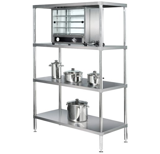 Commercial Kitchen Shelving Units