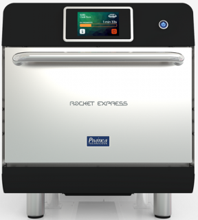 Practica Rocket Express commercial speed cook oven
