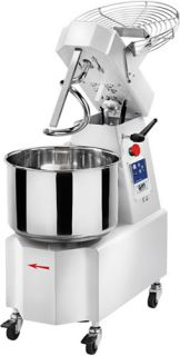 Gam IKARO Spiral Dough Mixer 32 Litre Bowl Liftable Head