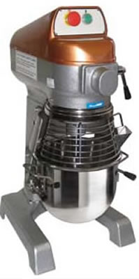 Robot Coupe Bakermix Planetary Dough Mixer with 10 litre Bowl
