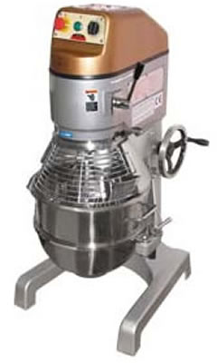 Robot Coupe Bakermix Planetary Dough Mixer with 30 litre Bowl