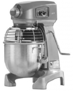 Hobart 20 lt planetary dough mixer with electronic control