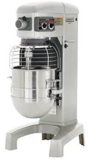 Hobart 40Lt floor standing planetary dough mixer with electronic control