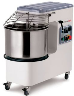 Mecnosud Spiral Dough Mixer Tilting Head 20 litre Bowl