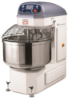 Mecnosud Bakery Spiral Dough Mixer 2 speed with 100 litre Bowl