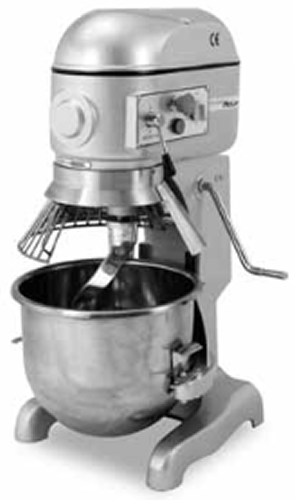 Paramount Planetary Dough Mixer with 20 litre Bowl 3P with Hub Attachment Drive