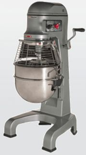 Paramount Planetary Dough Mixer 30 litre Bowl 3P with Hub Attachment Drive