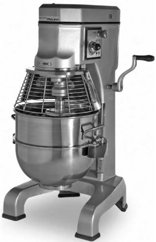Paramount Planetary Dough Mixer with 40 litre Bowl 3P