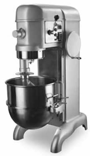 Paramount Planetary Dough Mixer with 60 litre Bowl 3P with Hub Attachment Drive