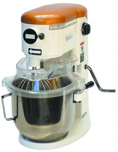 Robot Coupe Bakermix Planetary Dough Mixer with 5 litre Bowl