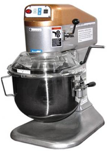 Robot Coupe Bakermix Planetary Dough Mixer with 8 litre Bowl