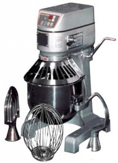 Tyrone 10 Lt Heavy Duty Planetary Dough Mixer