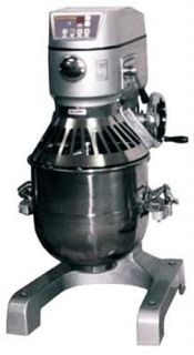 Tyrone 40 Lt Heavy Duty Planetary Dough Mixer