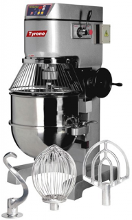 Tyrone 70 Lt Heavy Duty Planetary Dough Mixer