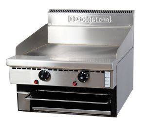 Goldstein 800 series 610mm Wide Electric Griddle 3 phase power
