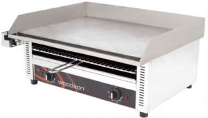 Woodson 20 AMP Griddle Toaster