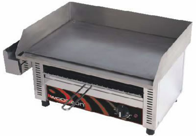 Woodson 10 AMP Griddle Toaster