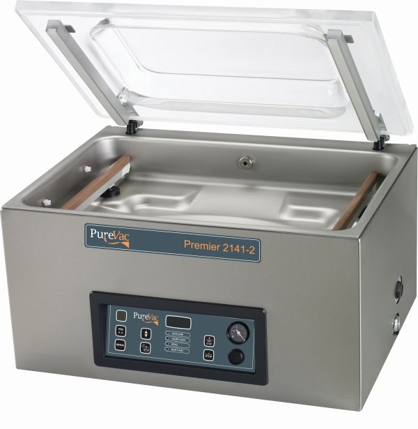 PureVac Premier 2141-2 Vacuum Packing Machine